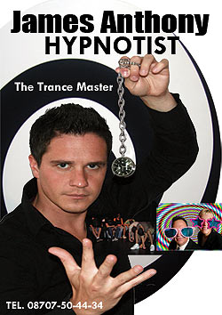 Hypnotist and hypnosis Show UK